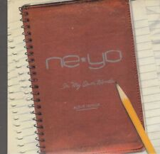 ne yo in my own words cd promo press sampler