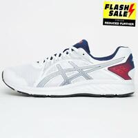 Asics Jolt 2 Men's Running Shoes Fitness Gym Workout Trainers White