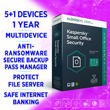 Kaspersky Small Office Security 5+1 devices 1 Year 2020 MULTIDEVICE full edition