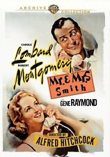 Mr. & Mrs. Smith DVD (1941) Carole Lombard, Robert Montgomery, Alfred Hitchcock