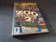 Jeu PC Zoo Tycoon 2 Aventure Africaine