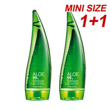 [HOLIKA HOLIKA] [1+1] Aloe 99% Soothing Gel 55ml / Mini Size / Soothing