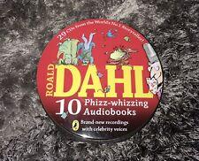 Roald Dahl Audio Books CD New