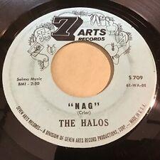 The Halos: Nag / Copy Cat 45 - Doo Wop