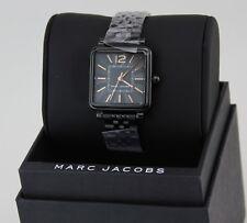 NEW AUTHENTIC MARC JACOBS VIC BLACK WOMEN'S LADIES MJ3518 WATCH