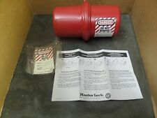 Master Lock Electrical Plug Cover Model 488 for 240 to 600 Volts New