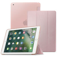 Ultra Slim Stand Case Soft TPU Back Cover For iPad 6th Gen 9.7'' 2018 A1893