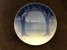Factory First Quality! 1904 Bing & Grondahl Christmas Plate, Denmark