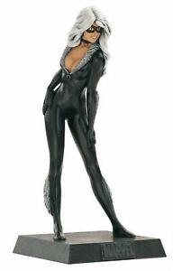 Classic Marvel Figurine Eaglemoss Black Cat Lead Figure No Magazine