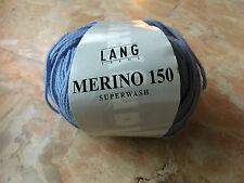 LANG YARNS Merino 150 superwash,100%Merino,197.033