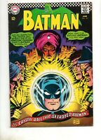 Batman #192 HIGH GRADE VF+ 8.5, BUT... Glossy, Tightly Stapled Book!! DC 1967
