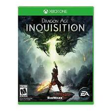 Dragon Age: Inquisition (Xbox One, 2014)   Factory Sealed