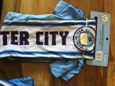 Manchester City Football Shirt Scarf