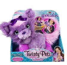 Twisty Petz Cuddlez Puppy Transforming Collectible Plush Untwist & Wear