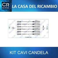 KIT CAVI CANDELA Smart Fortwo 600 700 Dal 98 -->07
