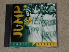 Jump in the Stands (CD) Robert Brooks - Green Bay Packers - FREE SHIPPING