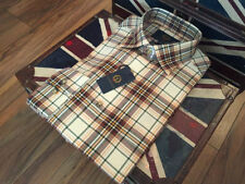 Viyella Check Single Cuff Formal Shirts for Men