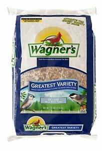Wagner's 62059 Greatest Variety Blend Wild Bird Food 16-Pound Bag
