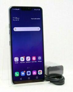 """LG G7 ThinQ - 64GB   4G LTE GSM UNLOCKED 6.1"""" Smartphone - LM-G710AWM"""