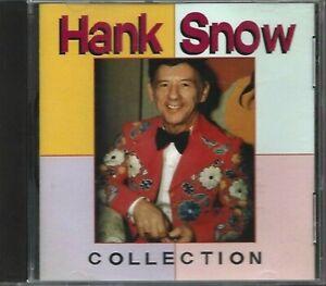 Hank Snow - Collection **Rare 1999 Australian 20 Track CD Album** VGC