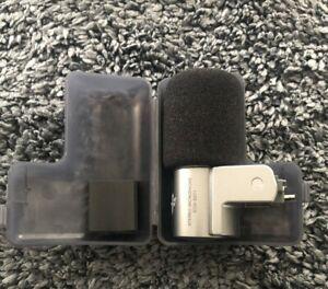 SONY Stereo Microphone ECM-SST1 Shotgun Stereo Microphone for Alpha Nex Camera