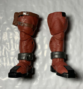 Marvel Legends VENOMPOOL BAF Build A Figure Right & Left Legs From Phage