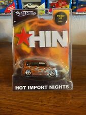 Hot Wheels HIN Scion xB G8204 Orange Hot Import Nights