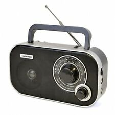 Lloytron N2405BK Calypso 2 Band Am/fm Portable Radio Black