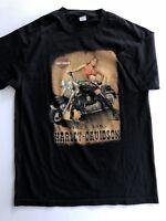 Harley Davidson Mens Large Hughesville MA Tee Shirt