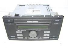 FOCUS II MK2 C-MAX FIESTA MK6 FUSION RADIO CAR AUDIO AUTORADIO 6S61-18C815-AF
