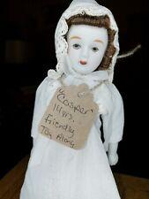 haunted doll's(Casper)14yrs, Friendly, Tag Along❤❤