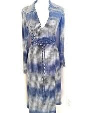Bebe Women's Knee High Black Grey Ombre Wrap Dress NWT Size Small S $179