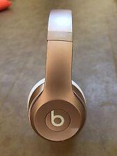 Beats by Dr. Dre Solo 2 Wireless Headband Wireless Headphones - Rose Gold