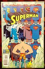 Superman #42 DC Comics (2015) Teen Titans GO! Variant (NM)