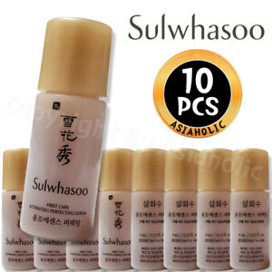 Sulwhasoo First Care Activating Perfecting Serum 4ml x 10pcs (40ml)Sample Newist