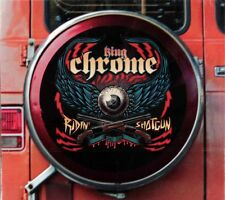 King Chrome - Ridin' Shotgun (Digipak CD) New & Sealed