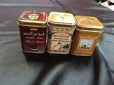 3Piezas Almizcle Uno De Cada Pakistan - Perfume Oriental Solido - Musk 25gr
