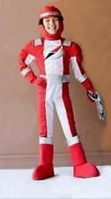 Power Ranger Operation Overdrive Exclusive Red Costume Siz XS 3-4 Year New Child