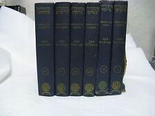 6 Volume Mishnah (Mishna) Translated English Philip Blackman Mishnayot משניות