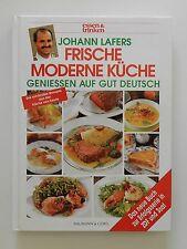 Frische moderne Küche Johann Lafers essen und trinken Lafer ZDF 3 Sat