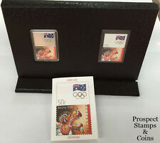 2008 Beijing Olympic Games 1/2oz Silver Proof Stamp Coin Set