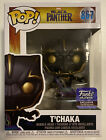 Funko Pop! Marvel Black Panther Hollywood Store Exclusive - T'Chaka #867