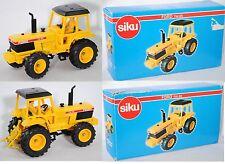 Siku Farmer 2855 Ford TW-35 Traktor gelb 1:32 mit Werbeschachtel