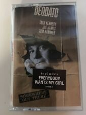 Deodato Somewhere Out There RARE Cassette New Sealed Free first Class Ship  (US)