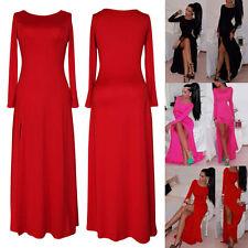 Unbranded Full Length Clubwear Long Sleeve Dresses for Women