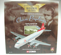 Corgi Aviation 47606 1/144 -Vickers Viscount 806 Virgin Atlantic Airways