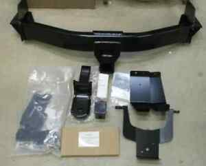Isuzu MU-X Genuine Tow Bar Complete Kit (No Wiring LOOM ) New 5867609120