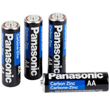 New 6 x Panasonic AA Batteries Pack, Super Duty Power From The Brand You Trust