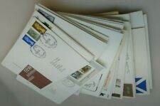 Job Lot of 43 Vintage QEII First Day Covers - 1976 - 1979