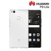 NOVAGO Coque souple transparente anti choc pour Huawei P9 Lite (5.2'')